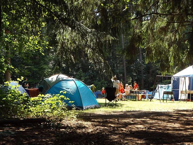道志の森キャンプ場2021年の混雑状況!お盆は予約なしで大丈夫?